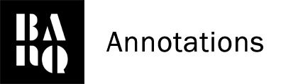Logo du blogue BAnQ Annotations