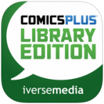 Application ComicsPlus Library Edition